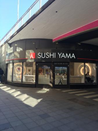 Sushi Yama Stockholm Centralstation