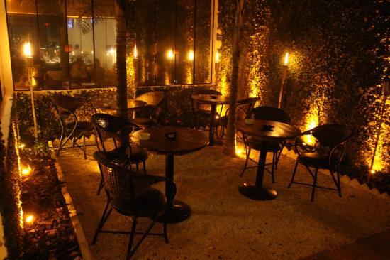 Lounge Gastronomia Internacional