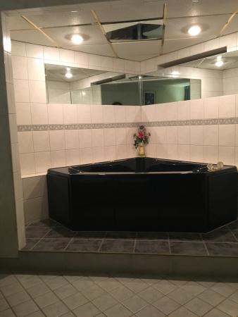 Captivating Newark Garden Hotel: Jacuzzi Suite