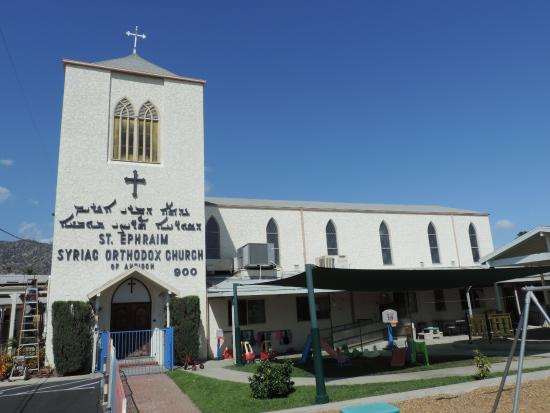 Burbank, Californien: St. Ephraim Syraic Orthodox Cathedral
