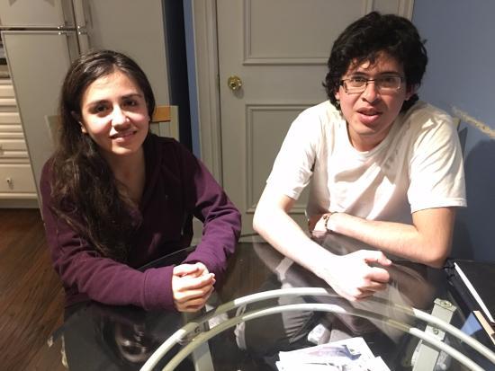 Comfy Guest House and Suite: Junto con otra peruana nos quedamos por 5 días en Toronto y nuestro hospedaje fue excelente.
