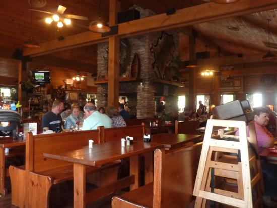 Tree Tops Resort: Flapjacks, Gatlinburg, TN