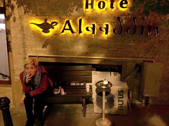 Foto de Aldem Hotel
