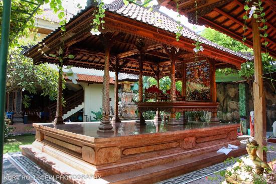 Masa Inn: Platz für Gamelanmusik