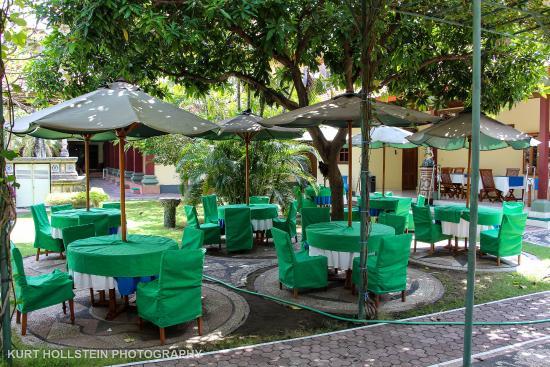 Masa Inn: Restaurantbereich