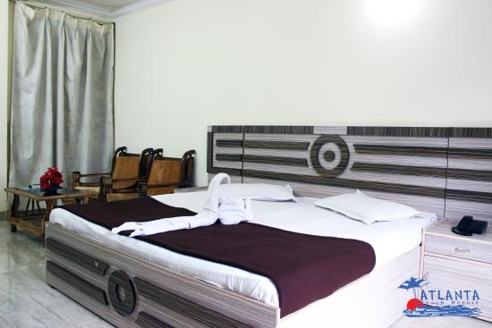 Atlanta Beach Resort Goa: Deluxe Rooms