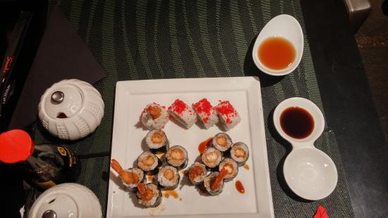 Yoka Sushi: Good Sushi! worth a try!