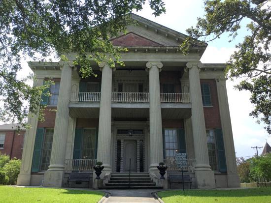 Natchez, MS: Magnolia Hall
