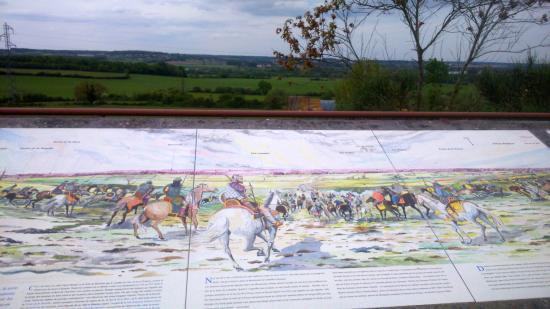 Vouneuil-sur-Vienne, Frankrike: lieu de la bataille de 732
