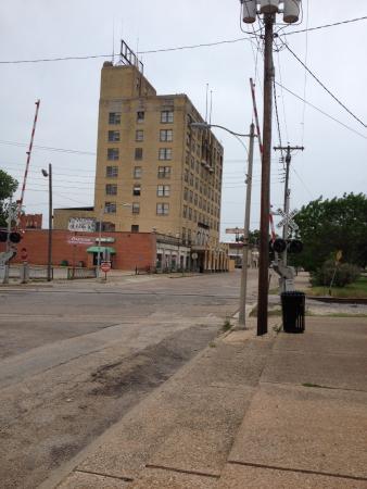 Marlin, تكساس: Former Conrad Hilton Hotel (Closed)