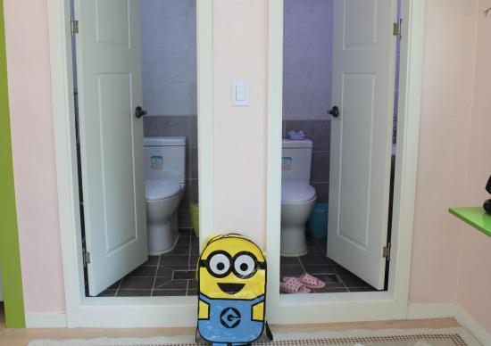 Four Seasons House: Bathroom2