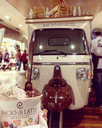 Bacio di Latte - Mooca Plaza Shopping - Kiosk
