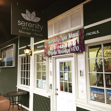 Serenity Spa Maui