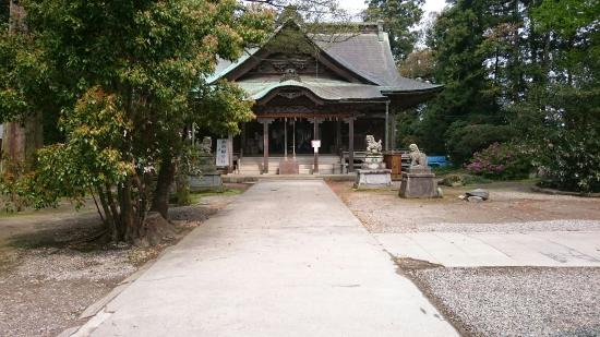 Notoikukunitamahiko Shrine