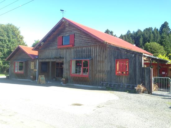 Southland Region, Νέα Ζηλανδία: The Brown Trout Cafe Athol Southland New Zealand