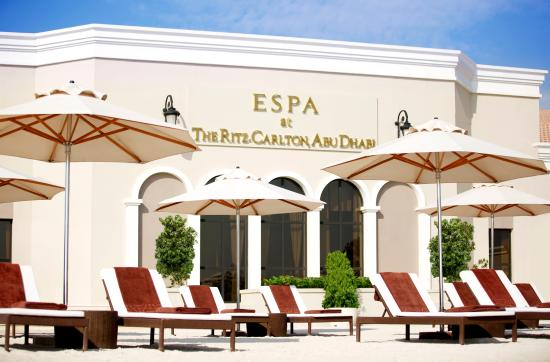 ‪Spa at The Ritz-Carlton Abu Dhabi, Grand Canal‬