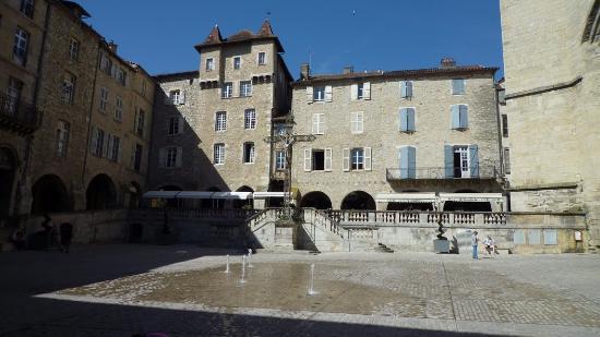 Collégiale Notre-Dame de Villefranche-de-Rouergue