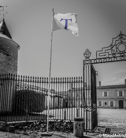 Portets, Frankrijk: Le Portail du Cour d'Honneur