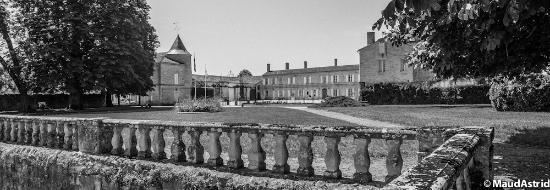 Portets, Frankrike: La Terrace du Château