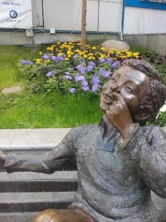 сад скульптур харьков сумская 72 фото