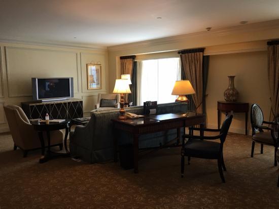 Venetian Hotel Suite