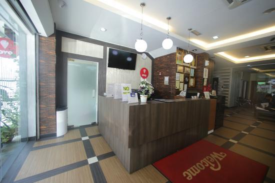 Hotel Safari Ampang: reception
