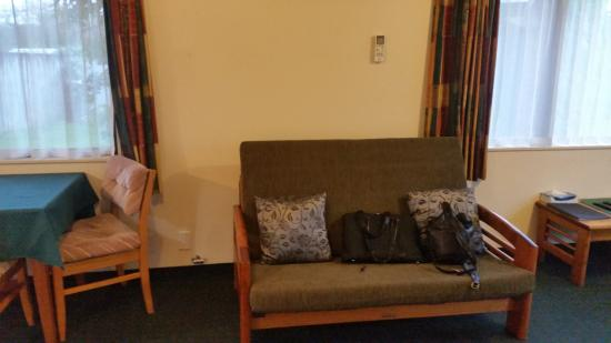 Otaki, Новая Зеландия: lounge suite