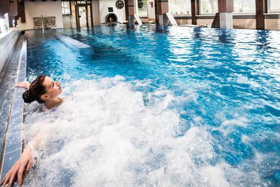 Hotel Prinz-Luitpold-Bad: Neues Hallenbad
