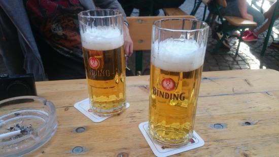 Badias Schirn Cafe Restaurant Photo