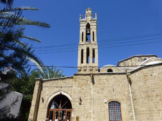 Church of Archangel Michael Trypiotis: Beautiful Bells Tower