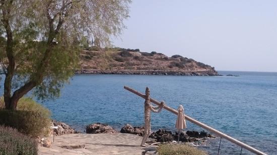Minos Beach Art Hotel Zimmer