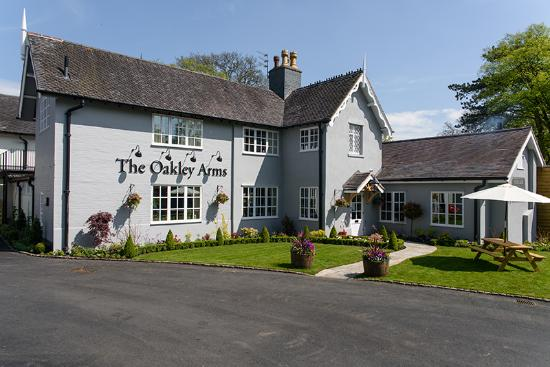 The Oakley Arms - Picture of The Oakley Arms, Brewood - TripAdvisor