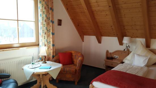 Berghotel Schiller: Beautiful room