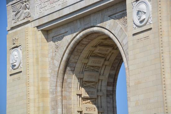 Triumph Arch
