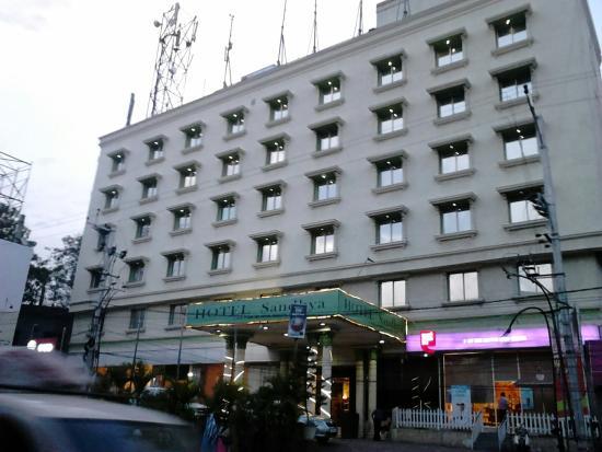 Hotel Sandhya Picture Of Hotel Sandhya Hyderabad Tripadvisor