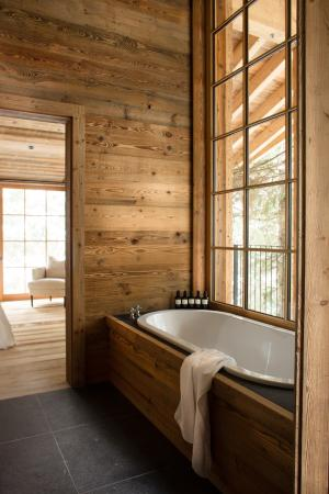 San Luis Retreat Hotel Lodges Family Treehouse Bathroom