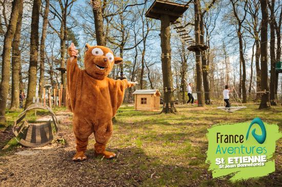 Saint-Jean-Bonnefonds, France : Le monde de Fuzz : 12 activités en illimité !