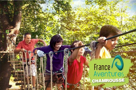 Chamrousse Aventures