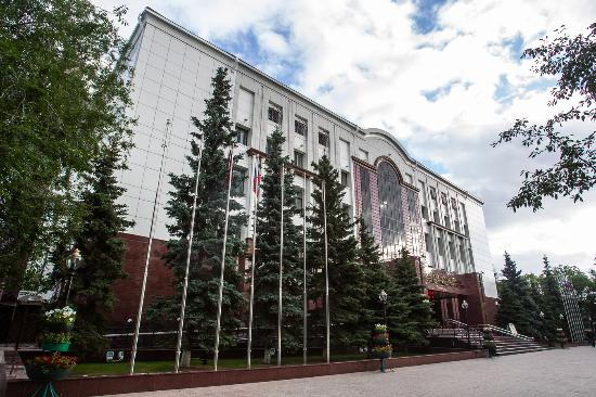 ‪Tyumen Regional State Library of Science of Mendeleyev‬