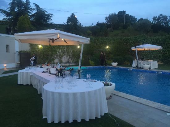 Piscina picture of tenuta villa dei fiori rende - Villa dei sogni piscina ...
