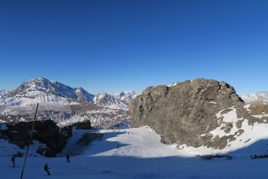 Savoie, Francia: ゲレンデトップ