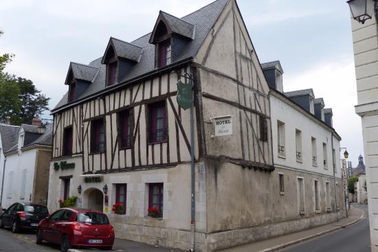 Hotel Le Blason: Vista Externa