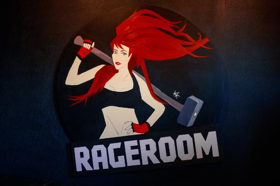 Rage Room Riga - TEMPORARILY CLOSED