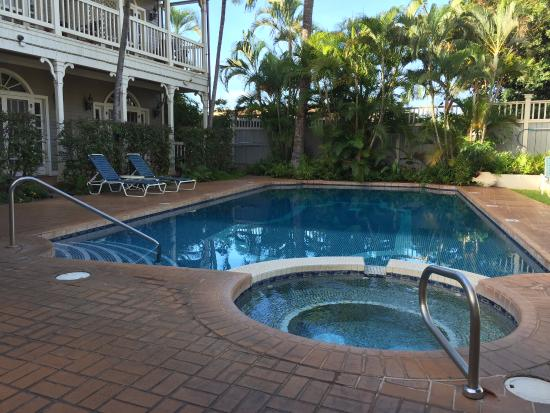 The Plantation Inn: The Pool