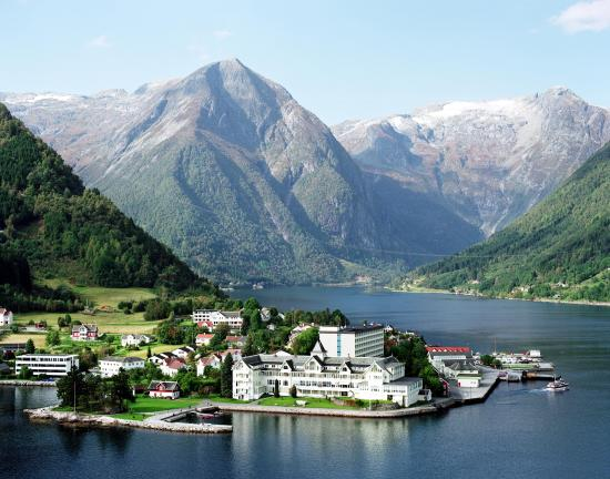 Photo of Kviknes Hotel Balestrand
