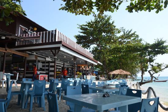 The Barat Perhentian Beach Resort Photo