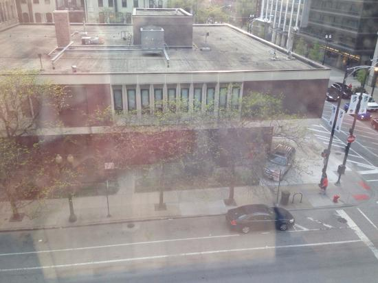 Hampton Inn & Suites Chicago - Downtown: View from room 527
