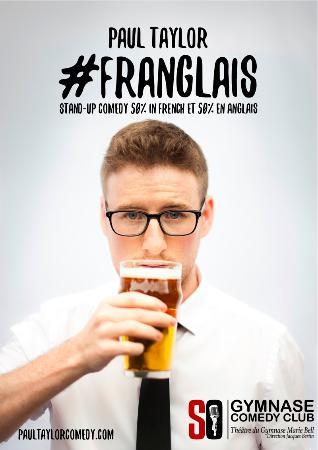 Paris, Fransa: #Franglais by Paul Taylor