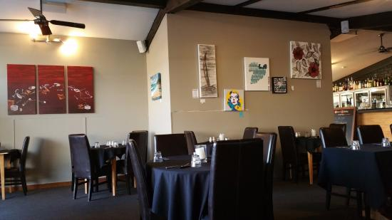 Mole and chicken restaurant interior picture of
