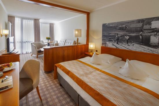 Hotel Saigerhöh: Hochfirstzimmer